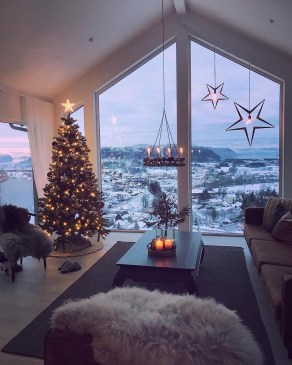 Best Ideas For Apartment Christmas Decoration 25