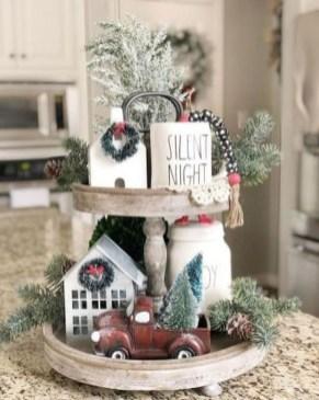 Best Ideas For Apartment Christmas Decoration 26