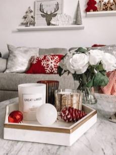 Best Ideas For Apartment Christmas Decoration 47