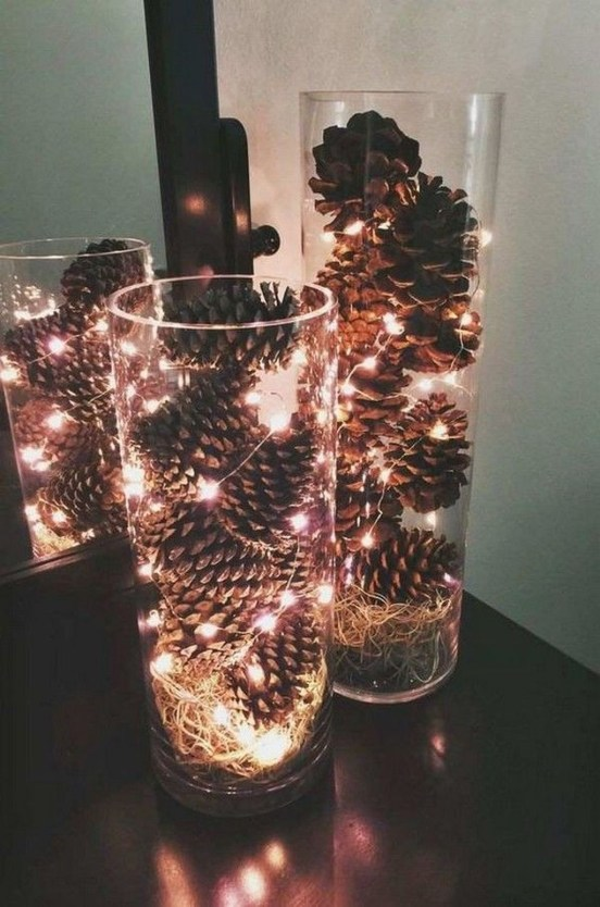Best Ideas For Apartment Christmas Decoration 52