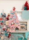 Cute Pink Christmas Tree Decoration Ideas You Will Totally Love 46
