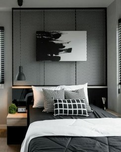 Modern Style For Industrial Bedroom Design Ideas 48