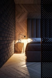 Modern Style For Industrial Bedroom Design Ideas 49