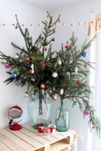 Outstanding Winter Decoration Ideas For Your Apartment 23