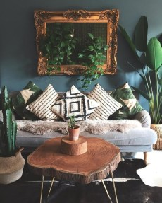 Pretty House Plants Ideas For Living Room Decoration 22