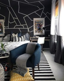 Adorable Teenage Boy Room Decor Ideas For You 05