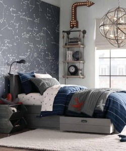 Adorable Teenage Boy Room Decor Ideas For You 23