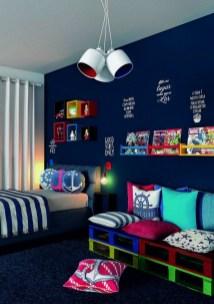 Adorable Teenage Boy Room Decor Ideas For You 35