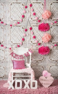 Affordable Valentine's Day Shabby Chic Decorations On A Budget 13
