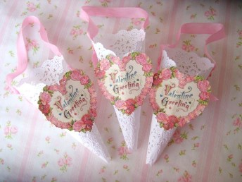 Affordable Valentine's Day Shabby Chic Decorations On A Budget 30