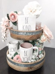 Affordable Valentine's Day Shabby Chic Decorations On A Budget 44