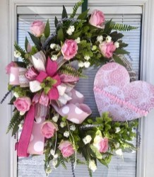 Affordable Valentine's Day Shabby Chic Decorations On A Budget 45