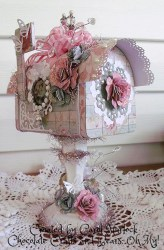 Affordable Valentine's Day Shabby Chic Decorations On A Budget 46