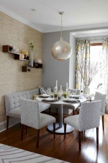 Amazing Small Dining Room Table Decor Ideas To Copy Asap 04