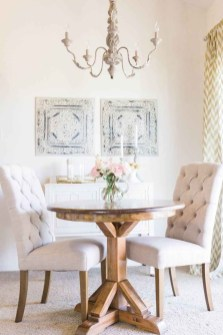 Amazing Small Dining Room Table Decor Ideas To Copy Asap 05