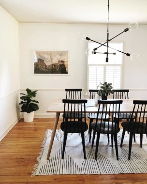 Amazing Small Dining Room Table Decor Ideas To Copy Asap 08