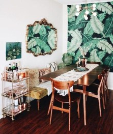 Amazing Small Dining Room Table Decor Ideas To Copy Asap 14
