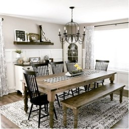 Amazing Small Dining Room Table Decor Ideas To Copy Asap 23