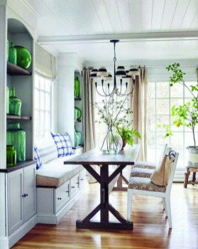 Amazing Small Dining Room Table Decor Ideas To Copy Asap 27