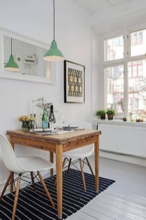 Amazing Small Dining Room Table Decor Ideas To Copy Asap 37