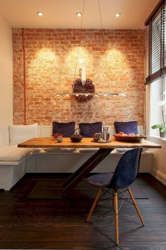 Amazing Small Dining Room Table Decor Ideas To Copy Asap 53