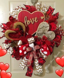 Creative DIY Valentines Day Decoration Ideas To Beautify Your Home 14