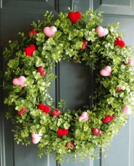 Creative DIY Valentines Day Decoration Ideas To Beautify Your Home 31
