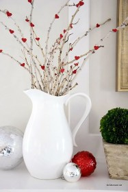 Creative DIY Valentines Day Decoration Ideas To Beautify Your Home 48