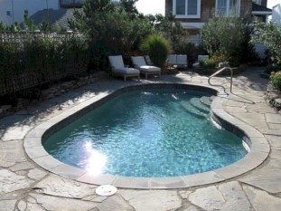 Extraordinary Small Pool Design Ideas For Small Backyard 13