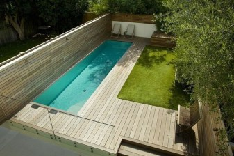 Extraordinary Small Pool Design Ideas For Small Backyard 23