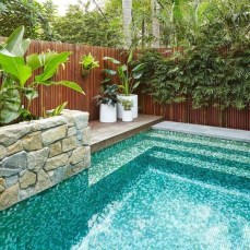Extraordinary Small Pool Design Ideas For Small Backyard 36