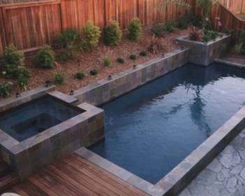 Extraordinary Small Pool Design Ideas For Small Backyard 46