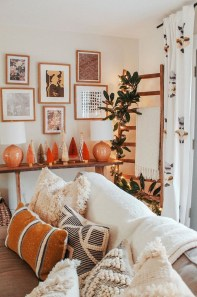 Gorgeous Bohemian Farmhouse Decorating Ideas For Your Living Room 10