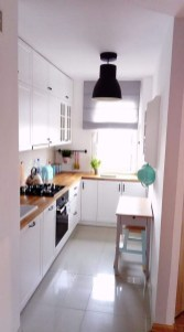Gorgeous Small Kitchen Design Ideas For Your Small Home 12