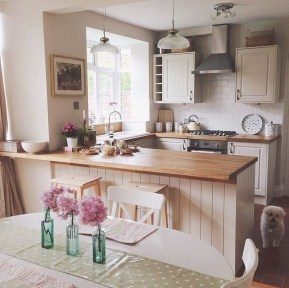Gorgeous Small Kitchen Design Ideas For Your Small Home 28