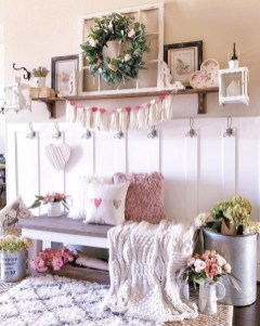 Lovely Valentines Day Home Decor To Win Over The Hearts 02