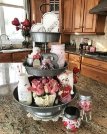 Lovely Valentines Day Home Decor To Win Over The Hearts 18