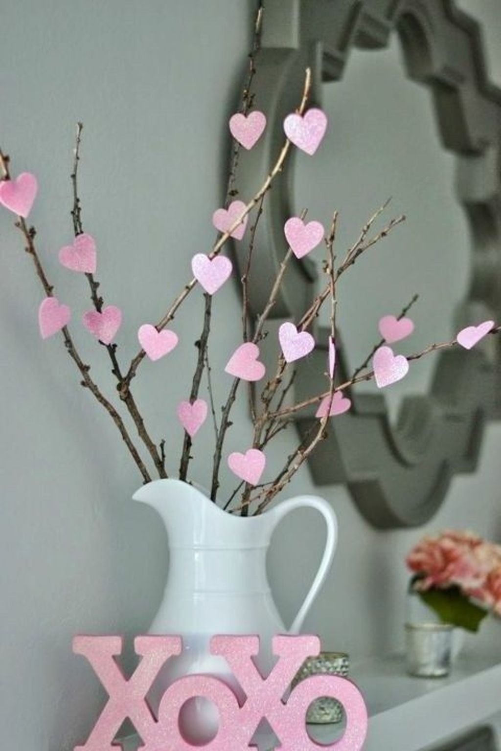 Lovely Valentines Day Home Decor To Win Over The Hearts 41