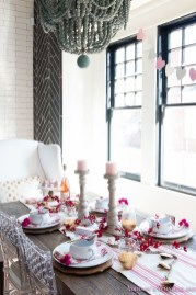 Magnificent Dining Room Decorating Ideas For Valentine's Day 18