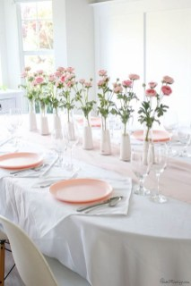 Perfect Valentine's Day Romantic Dining Table Decor Ideas For Two People 22