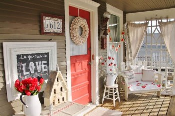 Romantic Valentine Decoration Ideas For Your Living Room 18