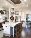 Rustic Farmhouse Kitchen Ideas To Get Traditional Accent 41