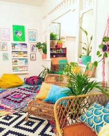 Trendy Bohemian Style Decoration Ideas For You To Try 11