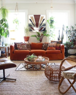 Trendy Bohemian Style Decoration Ideas For You To Try 34