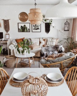 Trendy Bohemian Style Decoration Ideas For You To Try 42