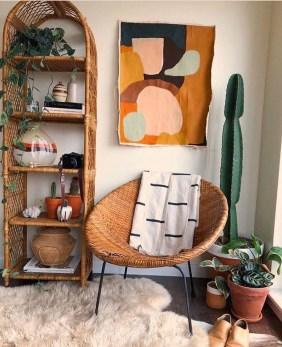 Trendy Bohemian Style Decoration Ideas For You To Try 51