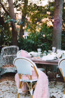 Unordinary Valentine Outdoor Decorations Table Settings For Couple 44