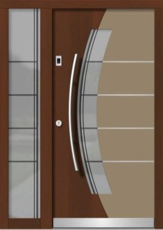 Artistic Wooden Door Design Ideas To Try Right Now 10