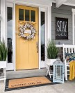 Astonishing Spring Decoration Ideas For Your Front Porch 38