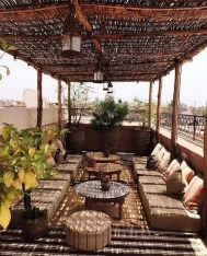 Attractive Terrace Design Ideas For Home On A Budget To Have 04